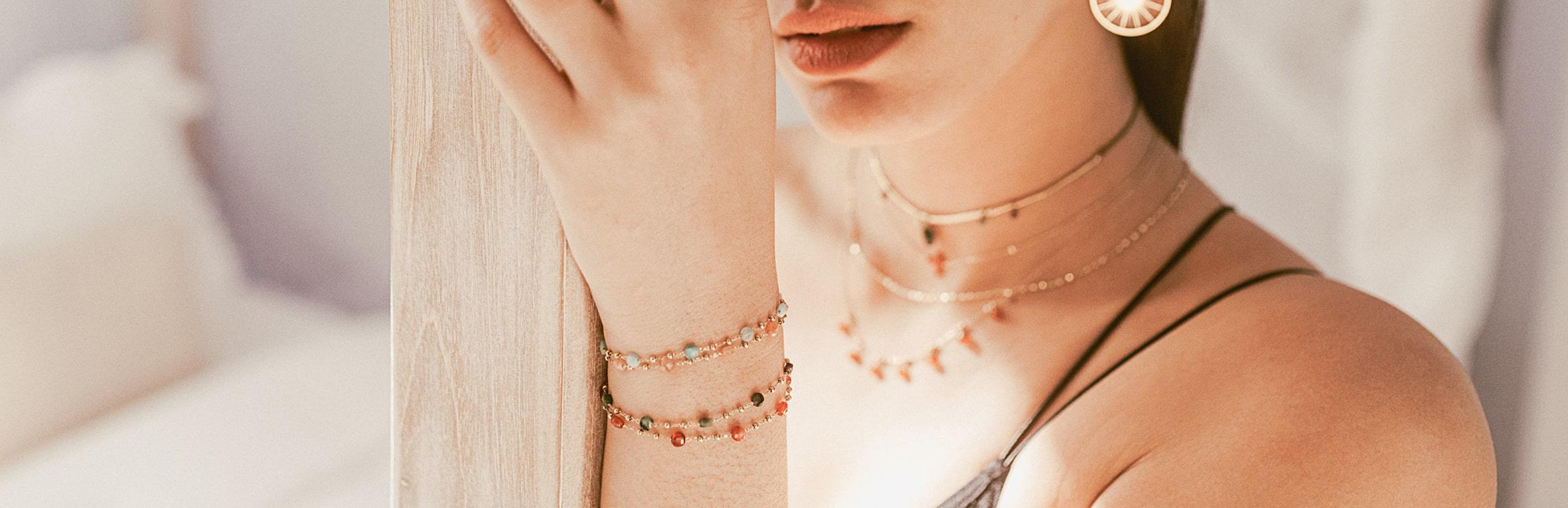 Bracelet pour femme : les bijoux ZAG ont la côte !